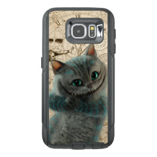 Alice Thru the Looking Glass | Cheshire Cat Grin OtterBox Samsung Galaxy S6 Case