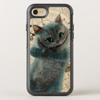 Alice Thru the Looking Glass | Cheshire Cat Grin OtterBox Symmetry iPhone 7 Case