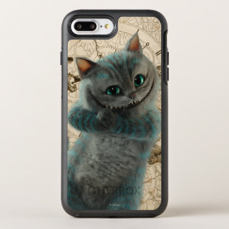 Alice Thru the Looking Glass | Cheshire Cat Grin OtterBox Symmetry iPhone 7 Plus Case