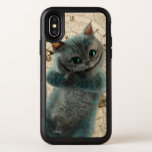 Alice Thru the Looking Glass | Cheshire Cat Grin OtterBox Symmetry iPhone X Case