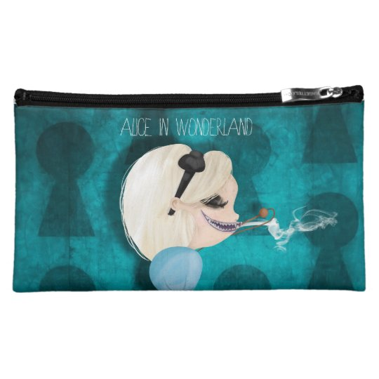 Alice trusses cosmetic bag