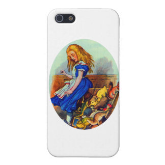 Alice Upsets the Jury Box Case For iPhone SE/5/5s