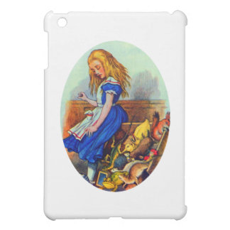 Alice Upsets the Jury Box Cover For The iPad Mini
