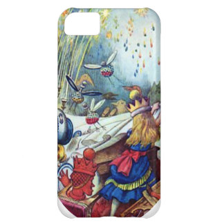 Alice Upsets the Table Case For iPhone 5C