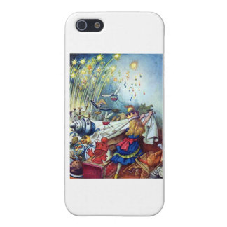 Alice Upsets the Table Case For iPhone SE/5/5s