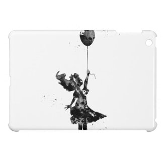 Alice with balloon case for the iPad mini