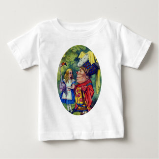 Alice with the Duchess Baby T-Shirt