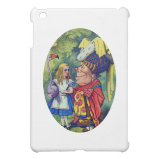 Alice with the Duchess Cover For The iPad Mini