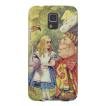 Alice with the Duchess Galaxy S5 Case