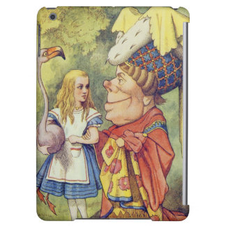 Alice with the Duchess iPad Air Case