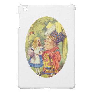 Alice with the Duchess iPad Mini Case