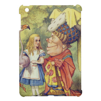 Alice with the Duchess iPad Mini Cases