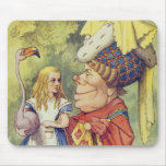 Alice with the Duchess Mouse Pad