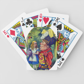 Alice with the Duchess Card Decks