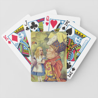 Alice with the Duchess Deck Of Cards