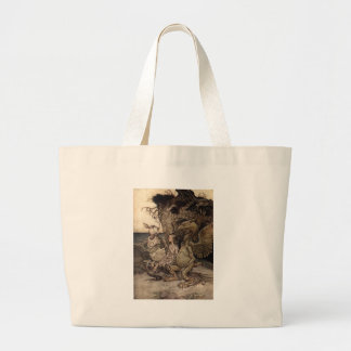 Alice with the Gryphon and the Mock Turtle Tote Bag