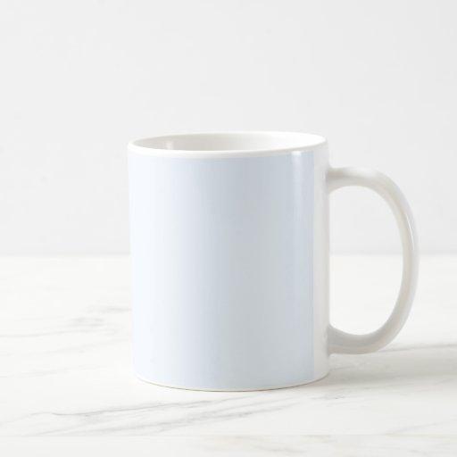 aliceblue taza básica blanca