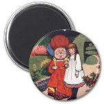 Alice's Adventures in Wonderland ( 1916 ) Refrigerator Magnet