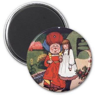 Alice's Adventures in Wonderland ( 1916 ) Magnet