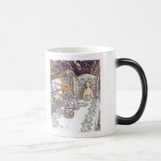 Alice's Adventures in Wonderland and Arthur Magic Mug