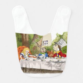 Alice's Adventures in Wonderland Baby Bib