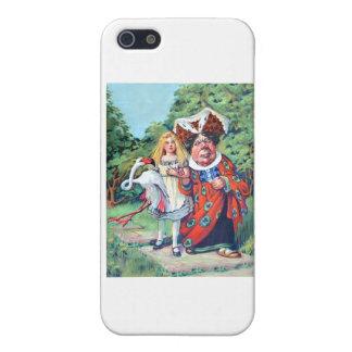 Alice's Adventures in Wonderland iPhone 5 Covers