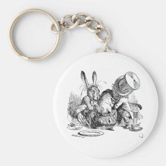 Alice's Adventures in Wonderland Keychain