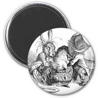 Alice's Adventures in Wonderland Magnet