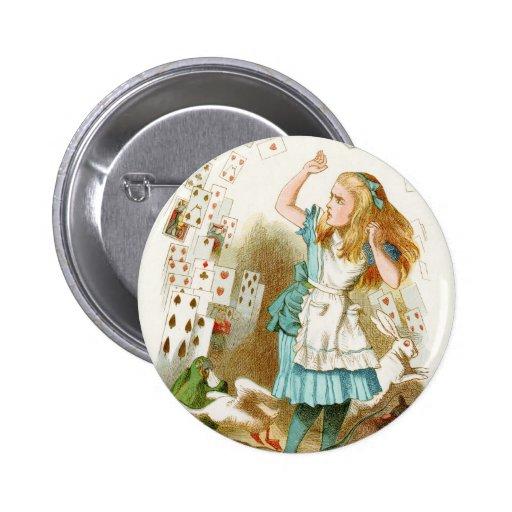 Alice's Adventures in Wonderland Pins