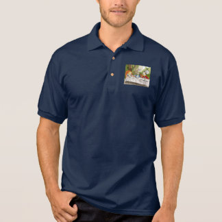 Alice's Adventures in Wonderland Polo Shirt
