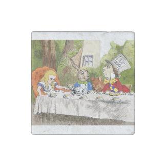 Alice's Adventures in Wonderland Stone Magnet