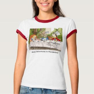 Alice's Adventures in Wonderland Tee Shirt