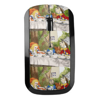 Alice's Adventures in Wonderland Wireless Mouse