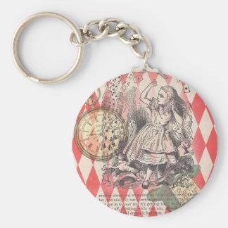 Alice's Evidence Key Chain
