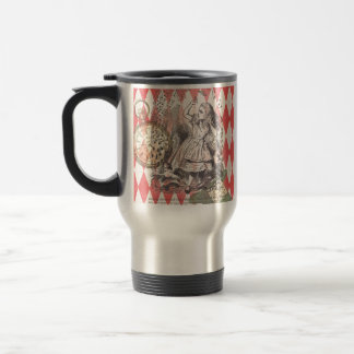 Alice's Evidence Travel Mug