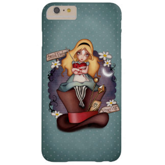 Alice's Heart Barely There iPhone 6 Plus Case