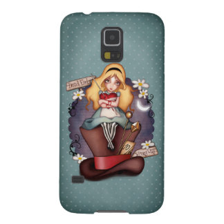 Alice's Heart Galaxy S5 Case