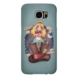 Alice's Heart Samsung Galaxy S6 Case