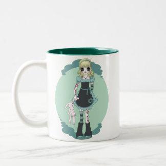Alice's Mad Tea Party cup Mug
