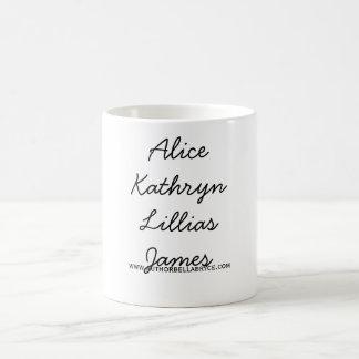 Alice's mug