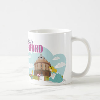 Alice's Oxford Mug