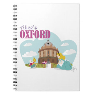 Alice's Oxford Photo Notebook (80 Pages B&W)