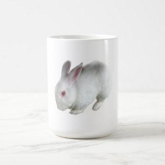 Alice's rabbit coffee mug