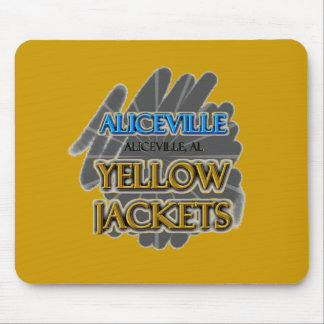 Aliceville Yellow Jackets - Aliceville, AL Mouse Pad