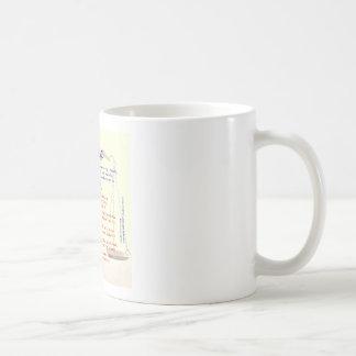 Alicia Acrostic Coffee Mug