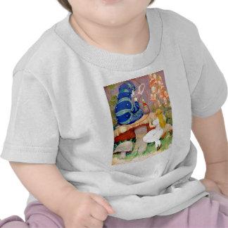 Alicia busca consejo de Caterpillar Camisetas