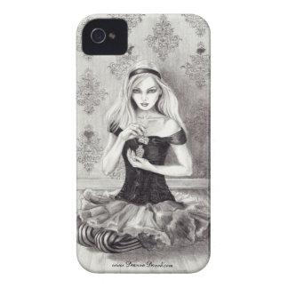 Alicia - caso del iPhone 4/4S iPhone 4 Case-Mate Carcasas