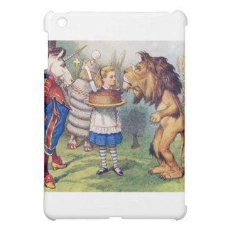 ¡Alicia dice un león que la torta del Unicorn lo