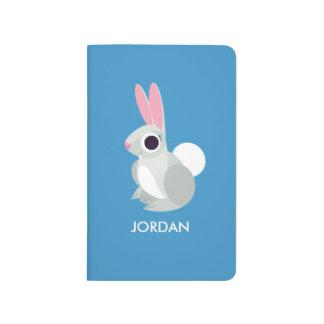 Alicia el conejo cuaderno grapado