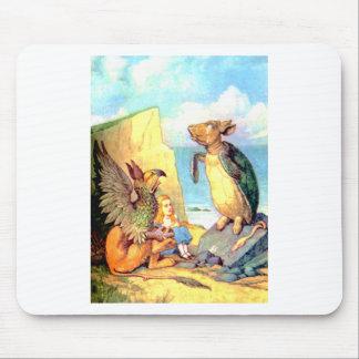Alicia el grifo y la tortuga falsa en el país de l tapete de raton
